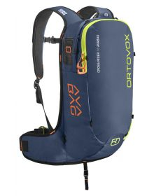 Ortovox Cross Rider 18 Avalanche Airbag Backpack Night Blue