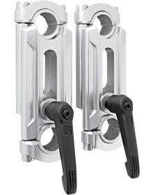 Rox Elite Adjustable Handlebar Riser 4in-6in Aluminum