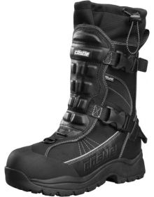Castle X Barrier 2 Snowmobile Boots Gray