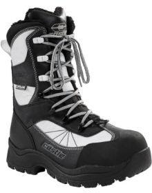 Castle X Force 2 Womens Snowmobile Boots White