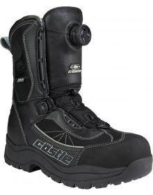 Castle X Charge ATOP Snowmobile Boots Black
