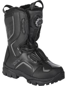 Fly Racing 2019 Marker BOA Snowmobile Boot Black