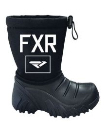 FXR 2017 Shredder Youth Boots Black