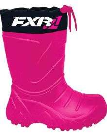 FXR Svalbard Youth Boots Fuchsia