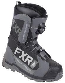 FXR Backshift BOA Boots Black/Char