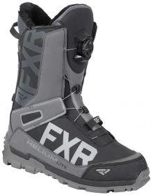 FXR Helium Lite BOA Boots Black/Char