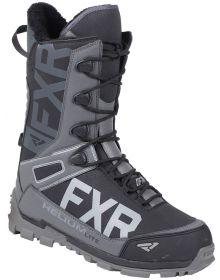 FXR Helium Lite Speed Boots Black/Char