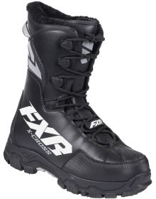 FXR X-Cross Speed 2019 Boots Black