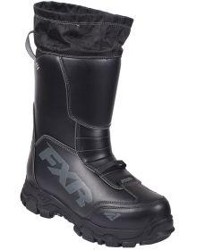 FXR Excursion Boots Black Ops