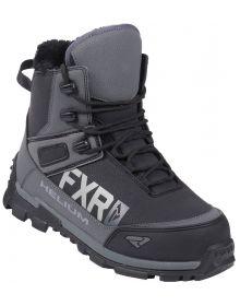 FXR Helium Outdoor Boots Black/Char