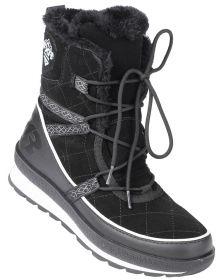 FXR Pulse Short Boots Womens Black/White