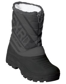 FXR Octane Youth Boots Black/Char
