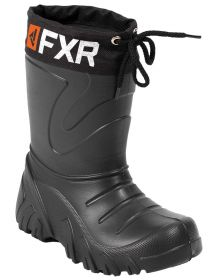 FXR Svalbard Youth Boots Black