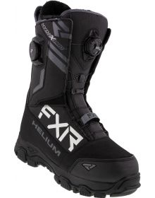 FXR 2021 Helium Dual BOA Boot Black