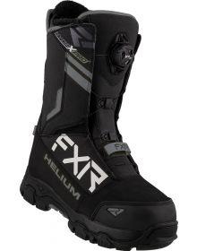 FXR 2021 Helium Single BOA Boot Black