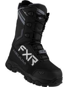 FXR 2021 Helium Speed Boot Black