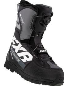FXR 2021 X-Cross Pro Flex BOA Boots Black/white