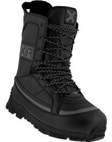 FXR 2021 Transfer Boots Black/Grey