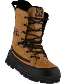 FXR 2021 Transfer Boots Brown/Black