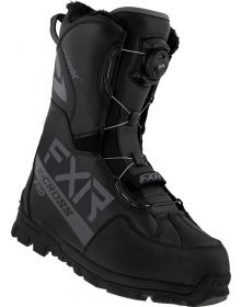 FXR 2022 X-Cross Pro BOA Snowmobile Boots Black Ops