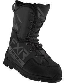 FXR 2022 X-Cross Pro Speed Snowmobile Boots Black Ops