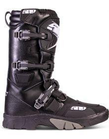 509 Velo Raid Snowmobile Boot Black Ops