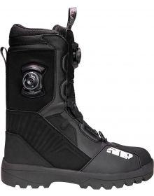 509 Raid Double Boa Snowmobile Boot - Black Ops