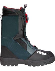 509 Raid Single Boa Snowmobile Boot - Sharkskin