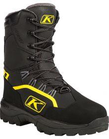 Klim 2019 Adrenaline GTX Gore-Tex Snowmobile Boot Black