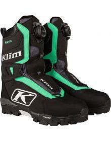 Klim Aurora GTX BOA Womens Boot Wintermint