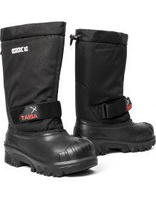 CKX Taiga EVO Snowmobile Boots Black