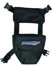 PowerMadd Handlebar Deluxe Bag Black