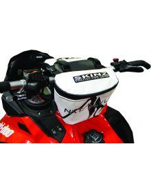Skinz Universal Handlebar Bag White
