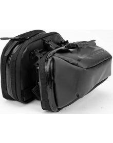 Skinz Packman Standard Handlebar Bag Black