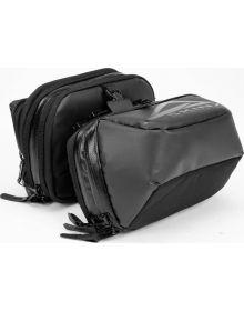 Skinz Packman Primo Handlebar Bag Black