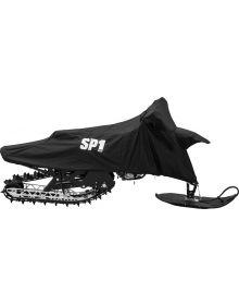 SP1 Trailerable Universal Snowbike Cover Black
