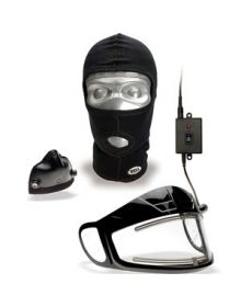 Bell Arrow Dual Paned Electric Snow Shield Kit