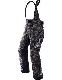 FXR Mission X Pants Army Urban Camo/Black