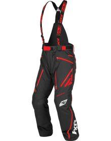 FXR Mission Lite Pant Black/Red