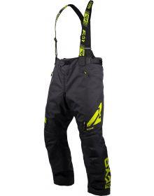 FXR Clutch FX Pants Black/Hi Vis