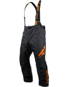 FXR Clutch FX Pants Black/Orange