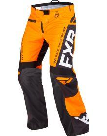 FXR Cold Cross RR Pants Orange/Black