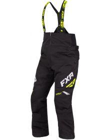 FXR Adrenaline Pant Black/Hi Vis