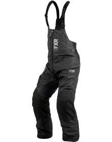 FXR Excursion Ice Pro Bib Black