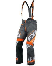 FXR RXX Pant Charcoal/Grey/Orange