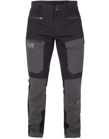 FXR Industry Pant Black/Charcoal