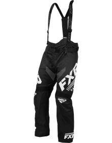 FXR RRX Pant Black/White