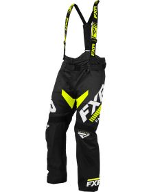 FXR RRX Pant Black/Hi-Vis