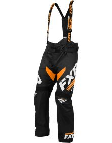 FXR RRX Pant Black/Orange