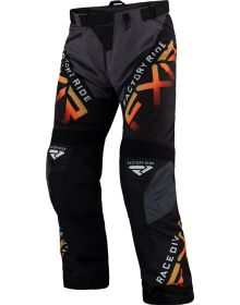 FXR Cold Cross RR Pant Black/Charcoal/Inferno